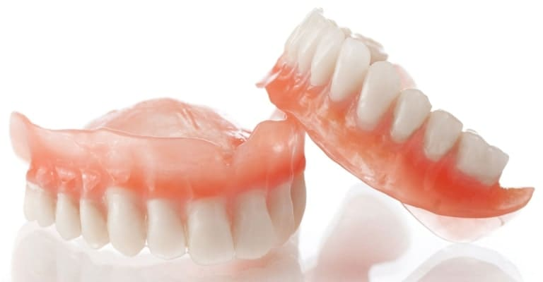 Dentures - Miami or Coral Gable Dental Office